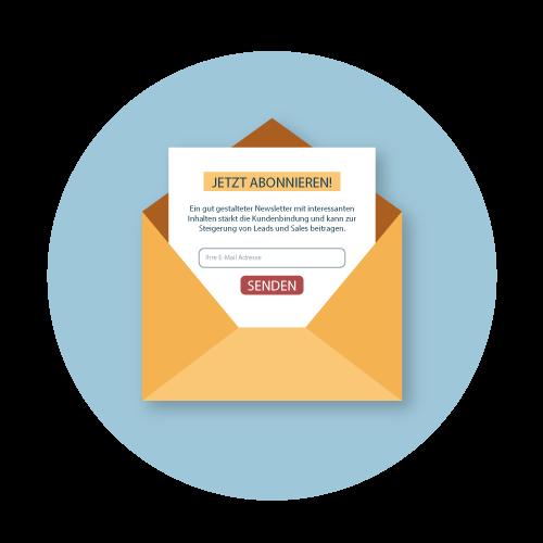 Newsletter Marketing ist ein fester Bestandteil von jedem guten Marketingmix