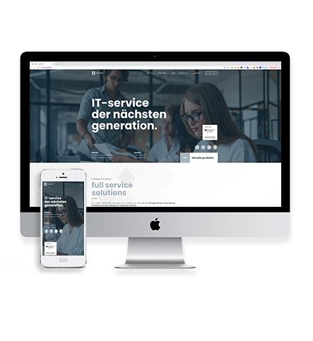 Umsetzung Webauftritt und Redesign Systrade